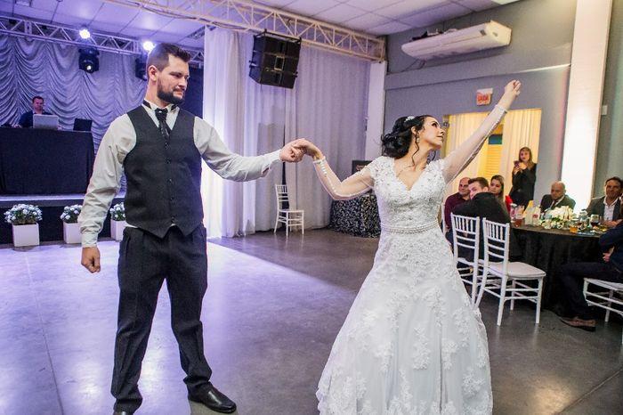 Dança surpresa dos noivos #experiência 8