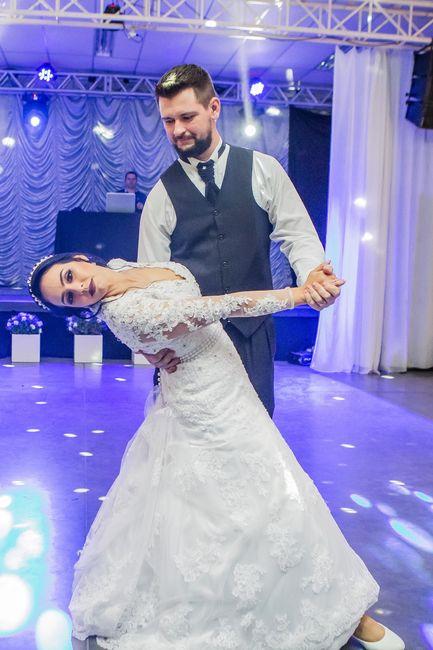 Dança surpresa dos noivos #experiência 9