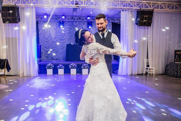 Dança surpresa dos noivos #experiência 10