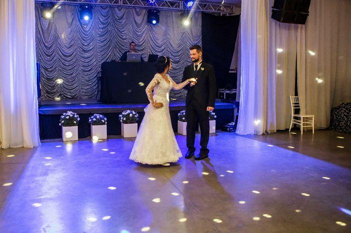 Dança surpresa dos noivos #experiência 1