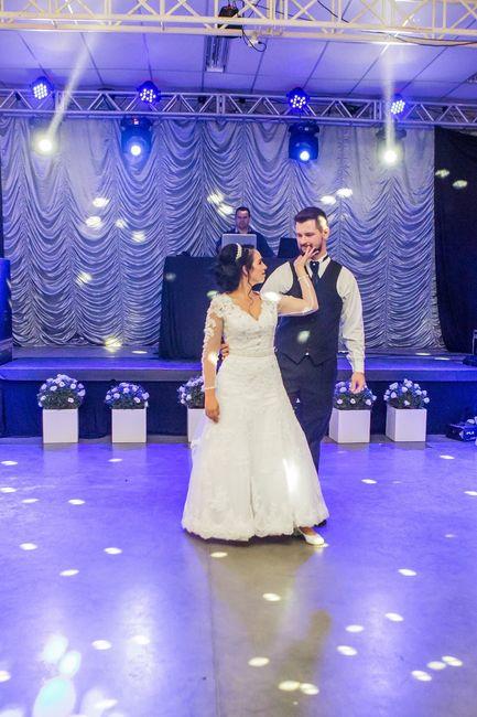 Dança surpresa dos noivos #experiência 2