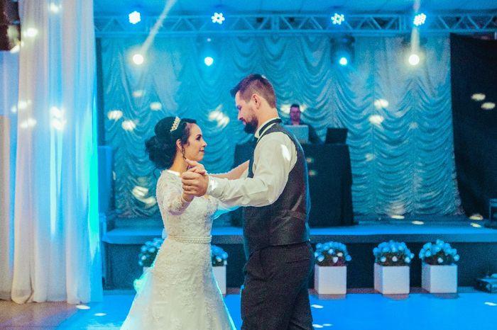 Dança surpresa dos noivos #experiência 3