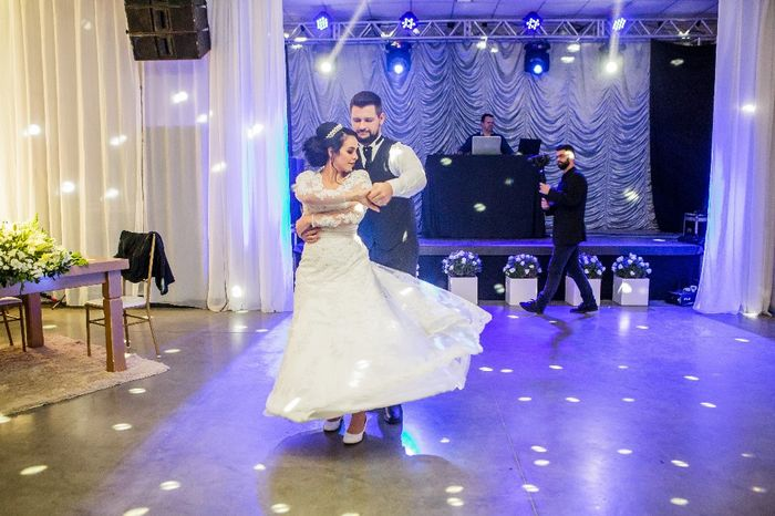 Dança surpresa dos noivos #experiência 4
