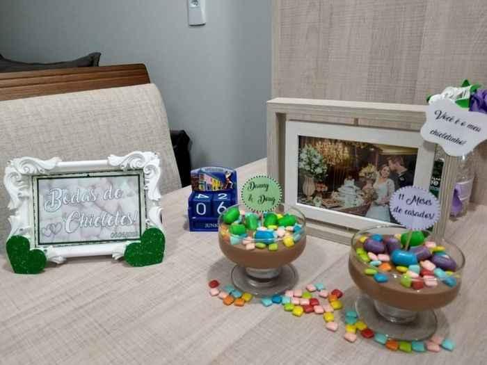 Significados e comemorações das bodas mensais de casamento #vemver - 5
