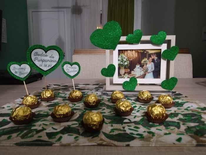 Significados e comemorações das bodas mensais de casamento #vemver - 7