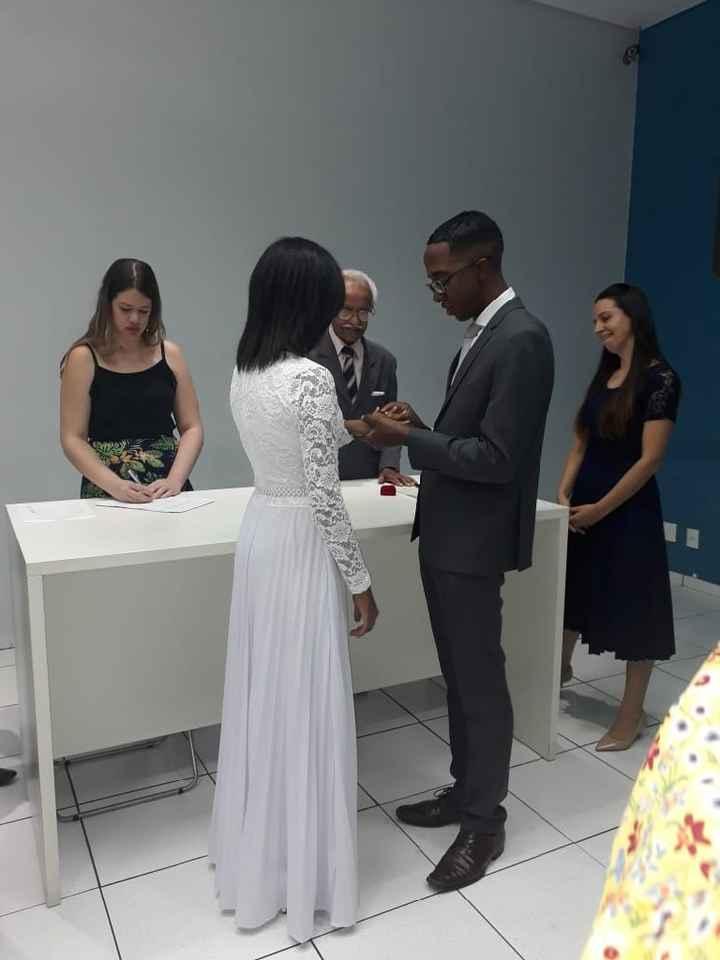 casamos no civil!! Que venha sábado 😍 - 1