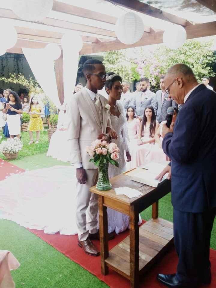 casamos !! 😍😍😍 - 1