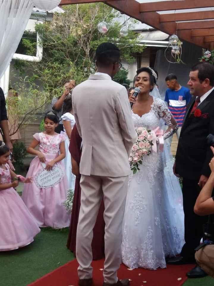 casamos !! 😍😍😍 - 2