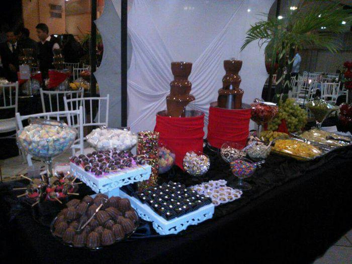 Cascata de chocolate #vemver 😍😍 - 1