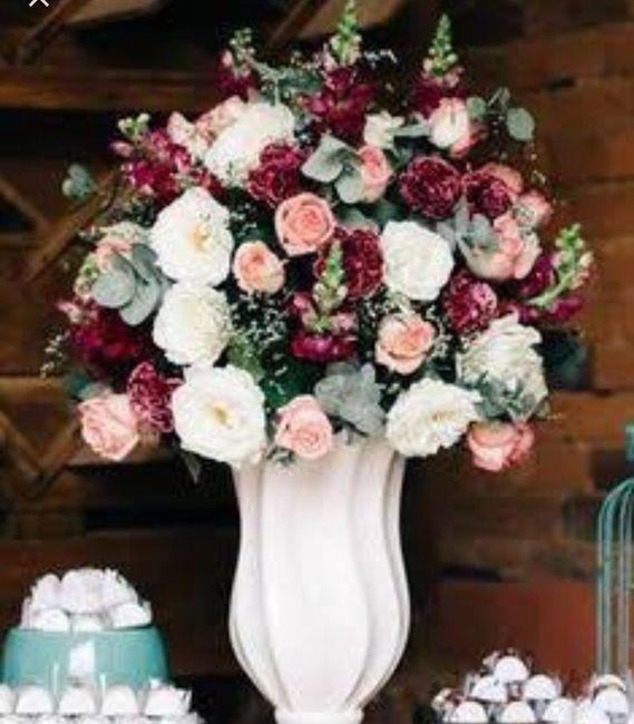 A grande dúvida sobre qual cor usar na decoração do casamento 2