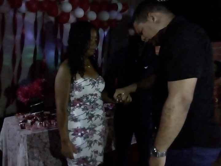 Nosso noivado 😍 - 10