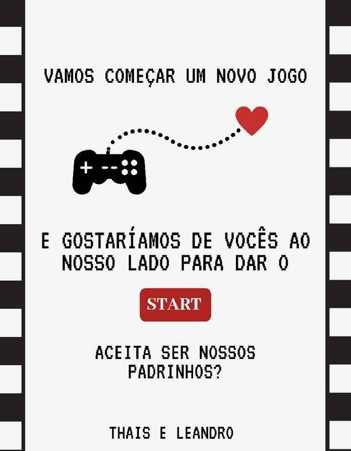 Padrinhos - 1