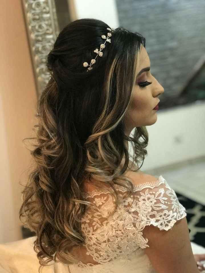 👰Minhas escolhas para o dia de noiva - Letícia Oliveira - 1