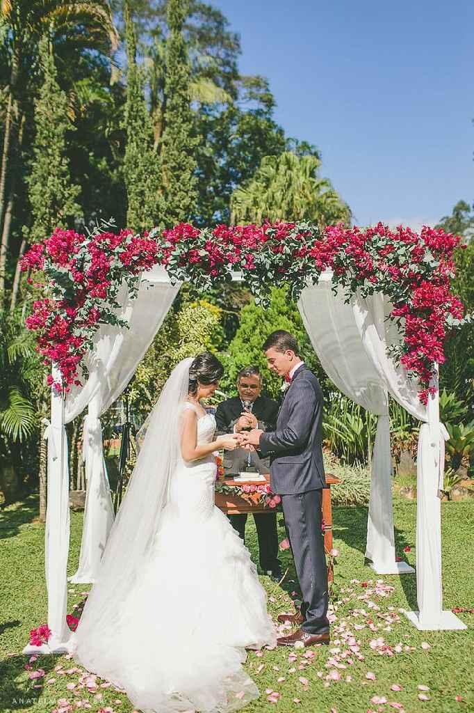 👰Minhas escolhas para o dia de noiva - Letícia Oliveira - 5