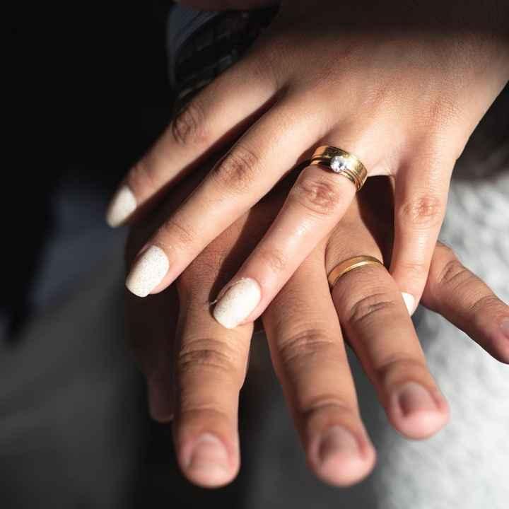 Casamos no civil! 🥰❤ #testemunho - 3
