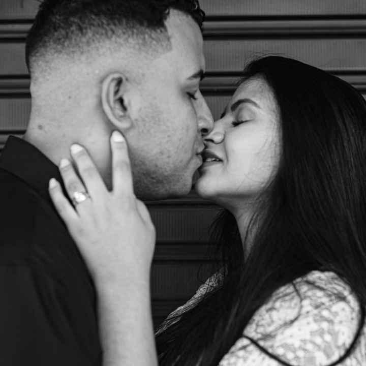 Casamos no civil! 🥰❤ #testemunho - 4