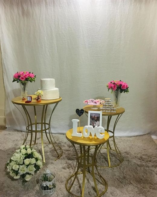 Jantar de noivado #vemver 1