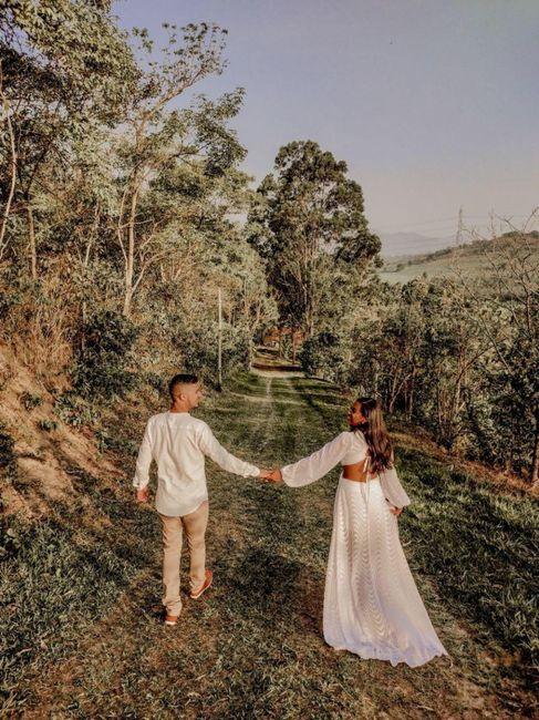 Ensaio Pré Wedding 🤍 2