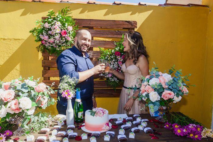 Relato Casamento Civil - Deu tudo certo!!!! 7
