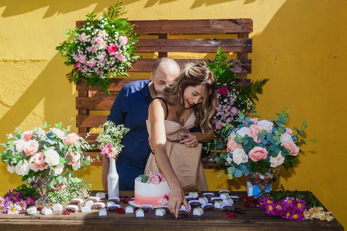 Relato Casamento Civil - Deu tudo certo!!!! 4