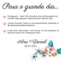 ❤ 8° Debate: Manual dos Padrinhos diy 🥰✉ - 2