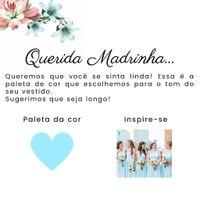 ❤ 8° Debate: Manual dos Padrinhos diy 🥰✉ - 4