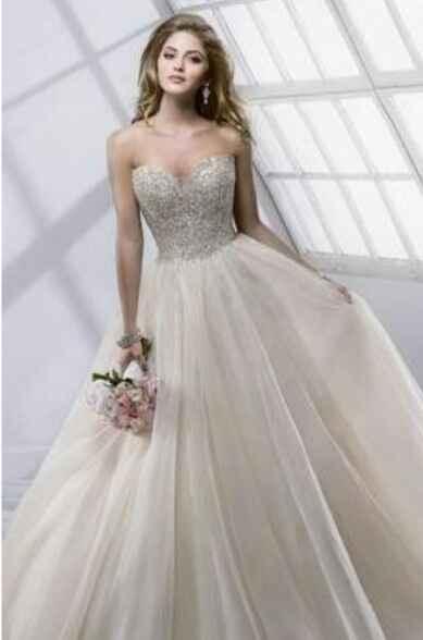 Meu vestido ideal #eyshilaprincesa - 1