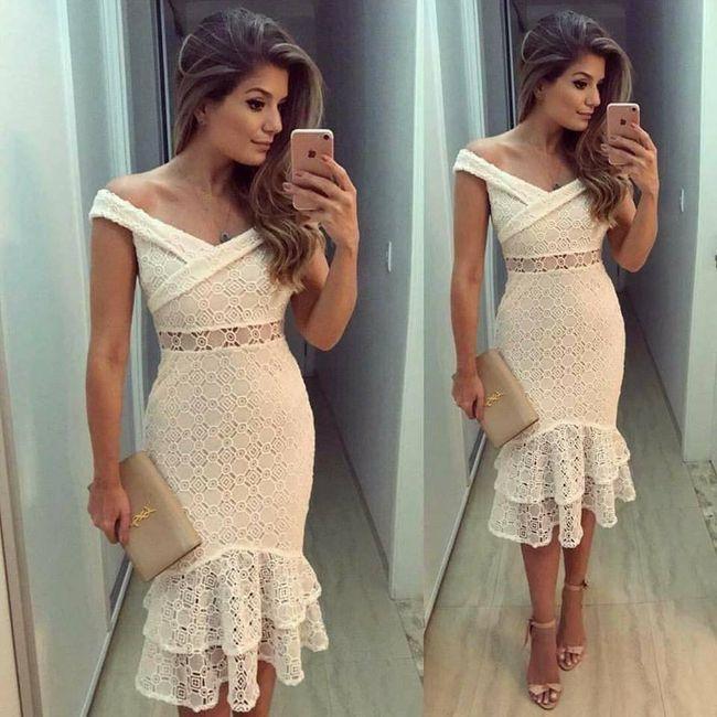 Vestido Casamento Civil Que Tal