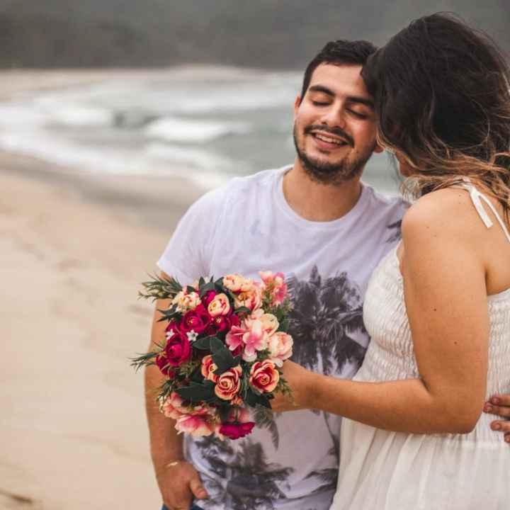 Pré Wedding - São Sebastião - 2