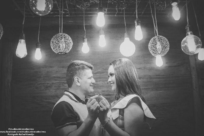 Nosso Pré- Wedding #vemconferir - 5