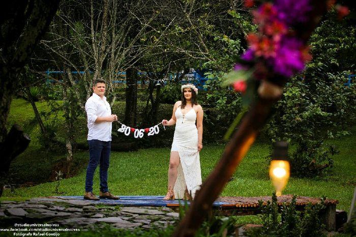 Nosso Pré- Wedding #vemconferir - 7