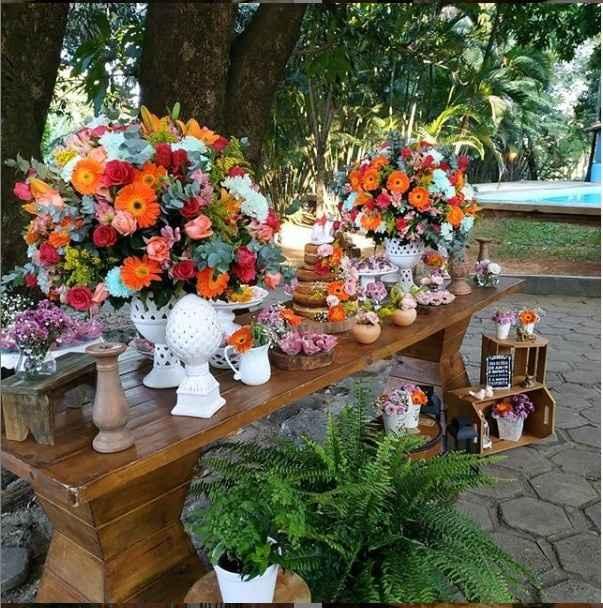 Decoração - Flor de Anis Decor