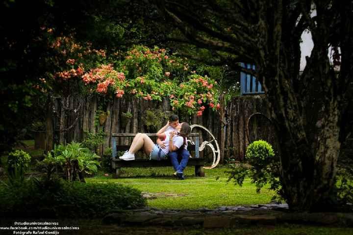Nosso Pré- Wedding #vemconferir - 8