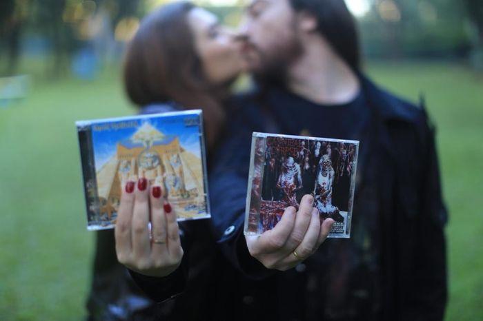 Meu pré wedding #rock #vemver 6