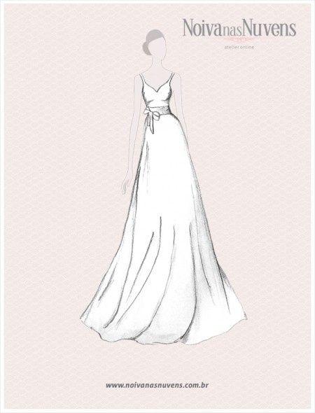 Site Com Aplicativo Seu Vestido Ideal