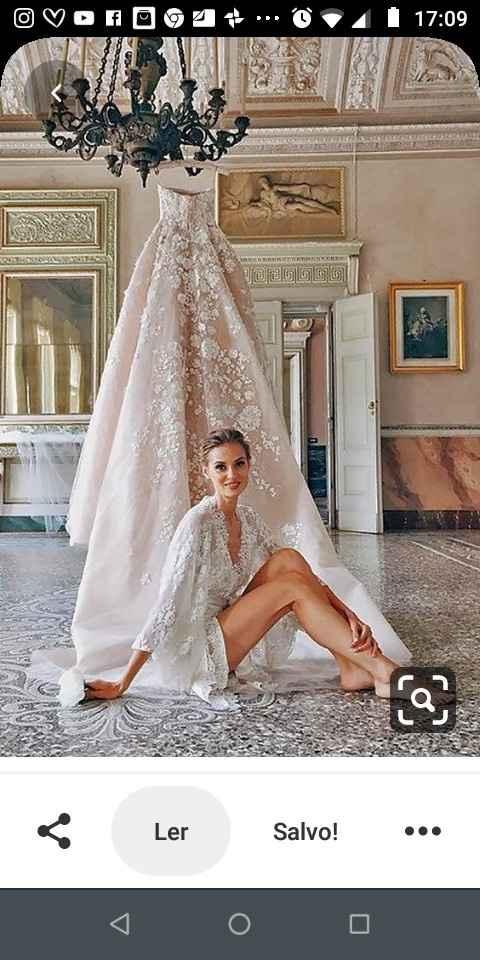Minhas escolhas para o dia da noiva... Paula Michele - 9