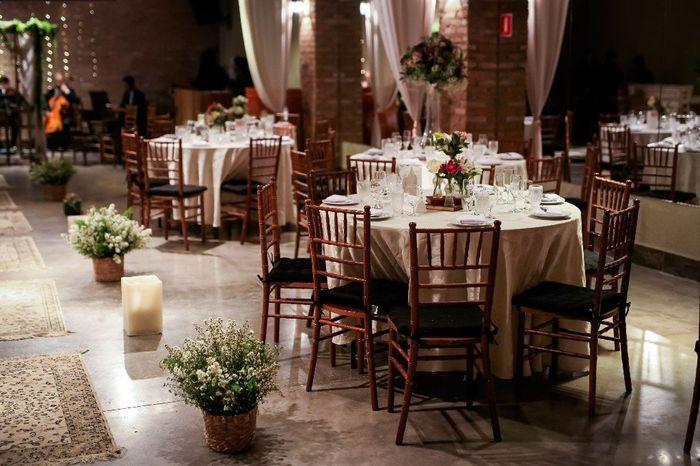 #casei Os detalhes da minha Decoração Marsala e Rosa! 8