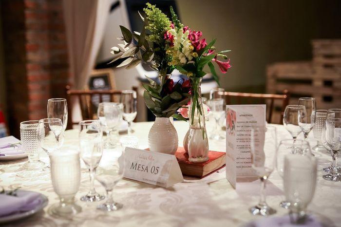 #casei Os detalhes da minha Decoração Marsala e Rosa! 10