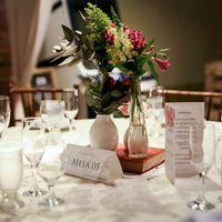 Decoração da mesa dos convidados.. como ficou? - 3