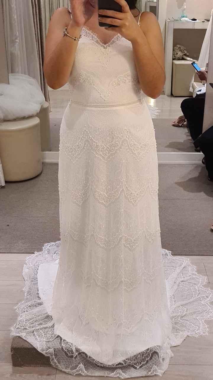 Vestido de noiva!! - 1