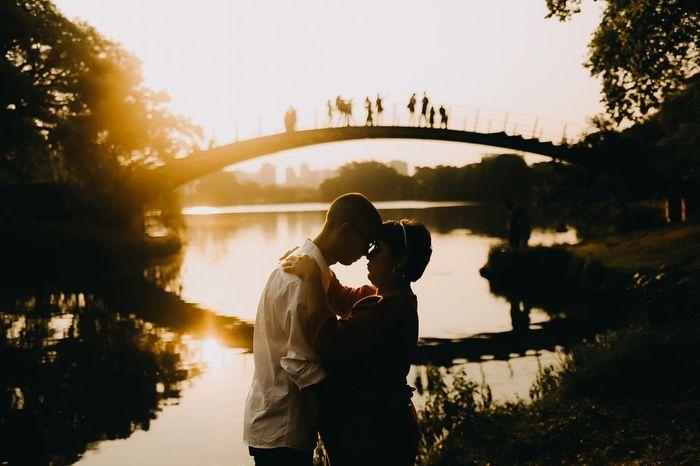 Prévia do nosso pré wedding! 6