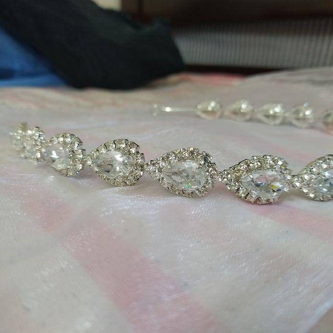 Minha tiara para o dia C! #vemver 3