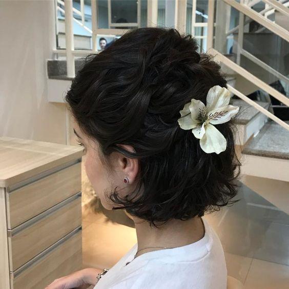 Noivas de cabelo curto 3