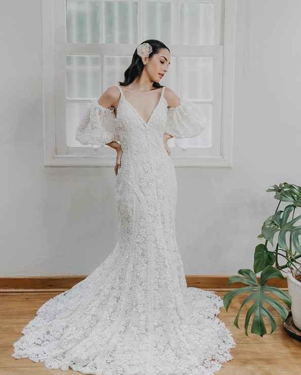 👰 Minhas escolhas para o dia de noiva - Mayara - 7