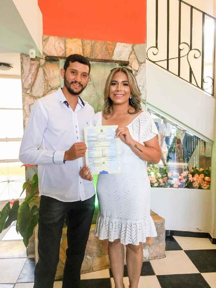 Enfim casados!!!!! - 4