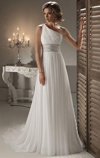 vestidos estilo romano - foro moda nupcial - bodas.mx