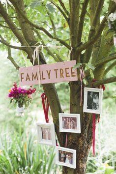 Árvore de família 1