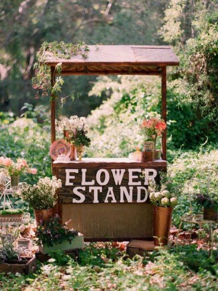 9 ideias para decorar o seu casamento no jardim