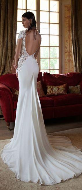 Colección de vestidos de novia - berta bridal 2015 2