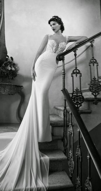 Colección de vestidos de novia - berta bridal 2015 7